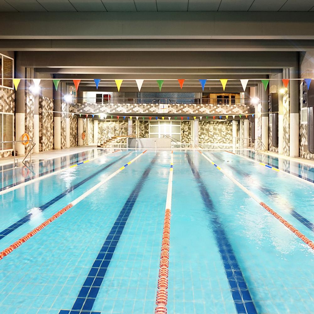 Galisport gimnasio en sevilla pistas de p del y for Gimnasio piscina sevilla